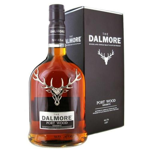 The Dalmore Port Wood Reserve Highland Single Malt Scotch Whisky 750mL
