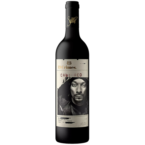 19 Crimes 2019 Snoop Cali Red 750mL