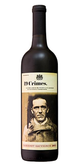 19 Crimes 2019 Australian Cabernet Sauvignon 750mL