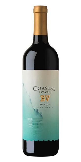 Beaulieu Vineyard BV 2015 Coastal Estates Merlot 750mL