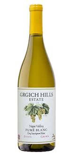 Grgich Hills Estate 2018 Napa Valley Fumé Blanc Sauvignon Blanc  375mL