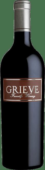Grieve Family Winery 2012 Napa Valley Merlot 750mL