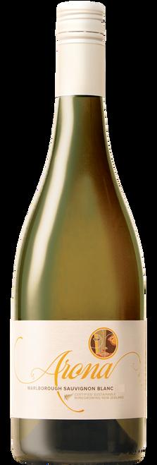 Barker's Marque Blind River 'Arona' 2019 Marlborough Sauvignon Blanc 750mL