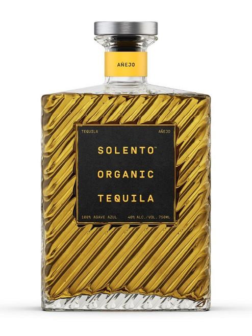 Solento Organic Tequila Añejo 750mL
