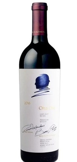 Opus One 2016 Napa Valley Proprietary Red Wine 750mL
