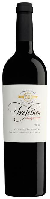 Trefethen Family Vineyards 2015 Oak Knoll District Napa Valley 50th Anniversary Cabernet Sauvignon 750mL