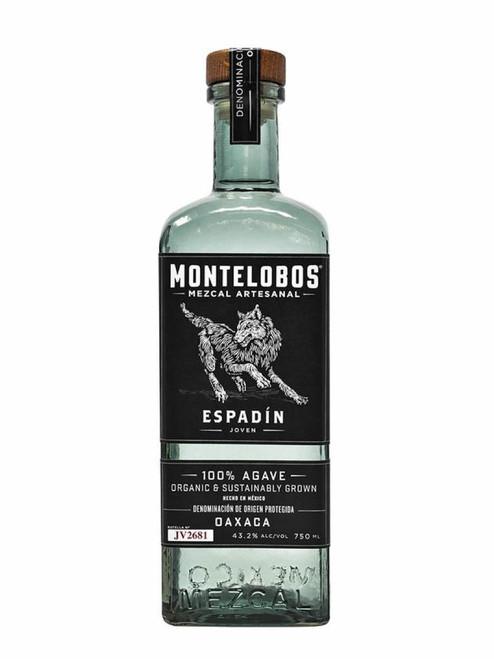 Montelobos Espadin Mezcal Artesanal 750mL