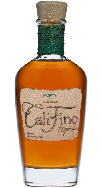 Cali Fino Tequila Añejo 750mL