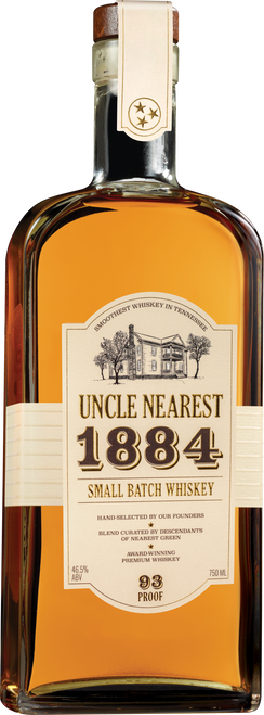 Uncle Nearest 1884 Small Batch Tennessee Whiskey 750mL