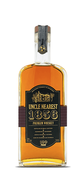 Uncle Nearest 1856 100° Premium Tennessee Whiskey 750mL