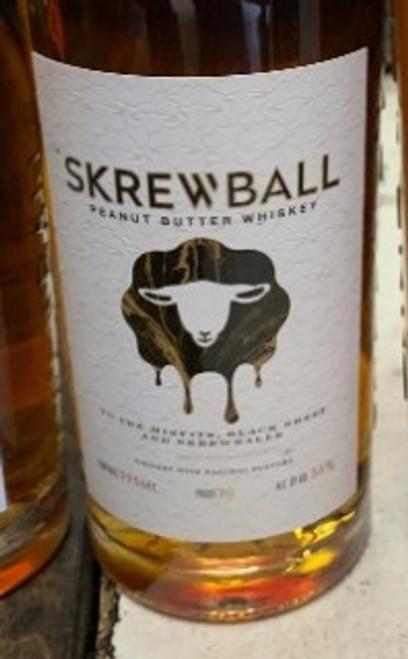 Skrewball Peanut Butter Whiskey 375mL
