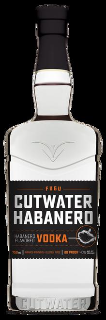 Cutwater Spirits Fugu Habanero Vodka 750mL