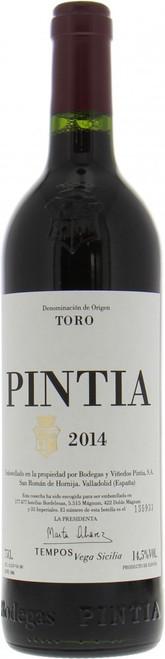 Pintia Tinta del Toro 2014 Rouge 750mL
