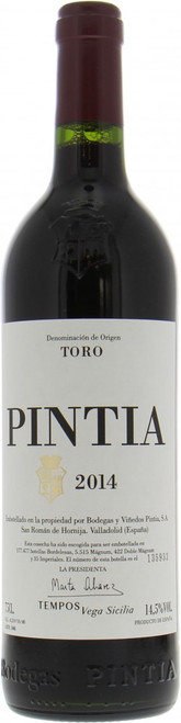 Bodegas y Viñedos Pintia 2014 Toro Red Wine 750mL