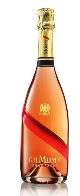 G.H. Mumm Brut Rosé Cordon Champagne 750mL