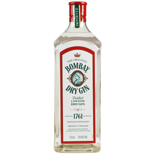 Bombay London Dry Gin 1.75L