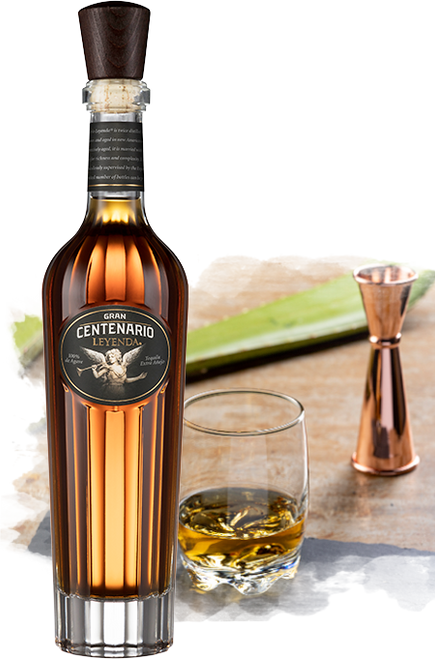 Gran Centenario Leyenda Tequila Extra Añejo 750mL