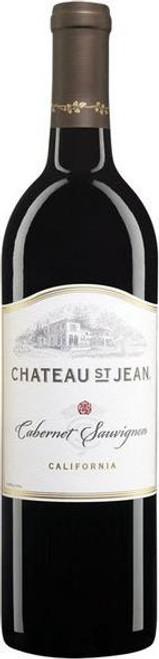 Chateau St. Jean 2018 Cabernet Sauvignon 750mL