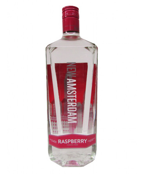 New Amsterdam Raspberry Flavored Vodka 1.75L