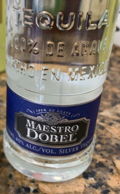 Maestro Dobel Tequila Silver 200mL