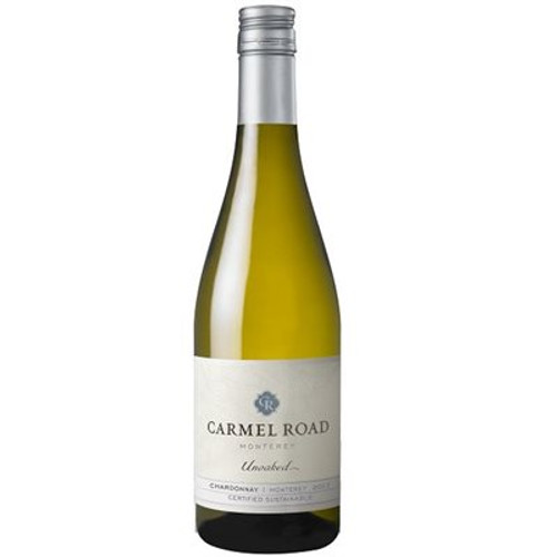 Carmel Road 2017 Monterey Unoaked Chardonnay 750mL