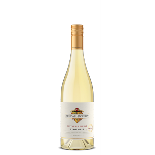 Kendall-Jackson 2018 Vintner's Reserve Sonoma County Pinot Gris 750mL