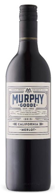 Murphy Goode 2015 California Merlot 750mL