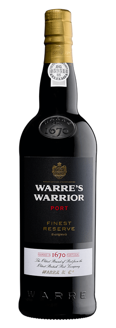 Warre's Warrior Finest Reserve Porto 750mL
