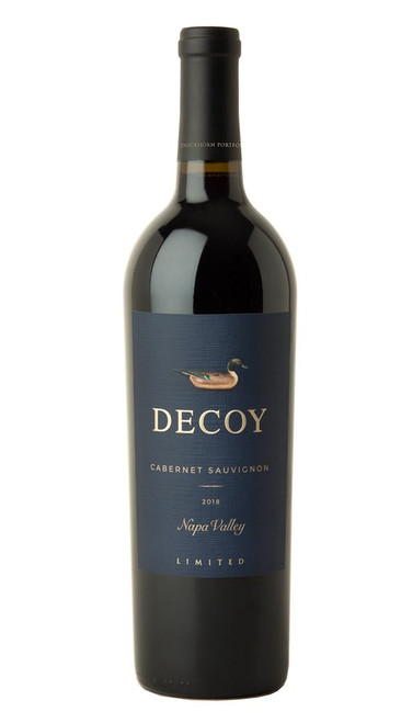 Decoy Limited 2018 Napa Valley Red Blend 750mL