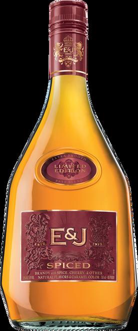 E&J Spiced Brandy 750mL