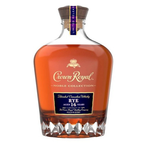 Crown Royal Noble Collection Limited Release 16 Year Blended Canadian Rye Whisky 750mL