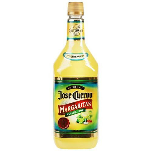Jose Cuervo Authentic Ready to Drink Margarita 1.75L