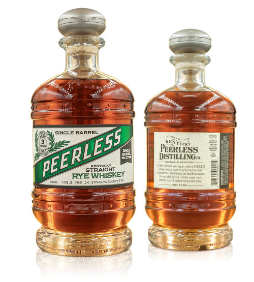 Peerless Single Barrel Kentucky Straight Rye Whiskey 750mL