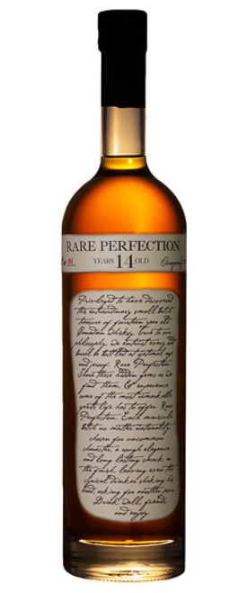 Rare Perfection Rare Lot #4 Aged 14 Year Canadian Whisky 750mL