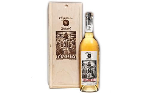 123 Diablito Organic Tequila Extra Añejo 750mL