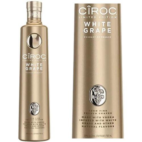 CÎROC™ Limited Edition White Grape Flavored Vodka 750mL