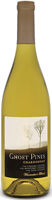 Ghost Pines 2016 Chardonnay 750mL