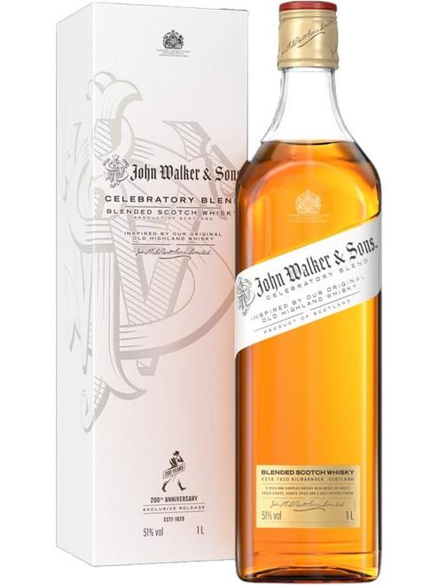 John Walker & Sons Celebratory Blend Blended Scotch Whiskey 750mL
