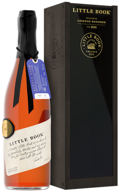 Little Book Chapter 04 Lessons Honored 2020 Release Blended Straight Whiskey 750mL