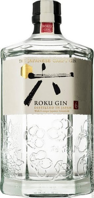 Roku Japanese Gin 750mL
