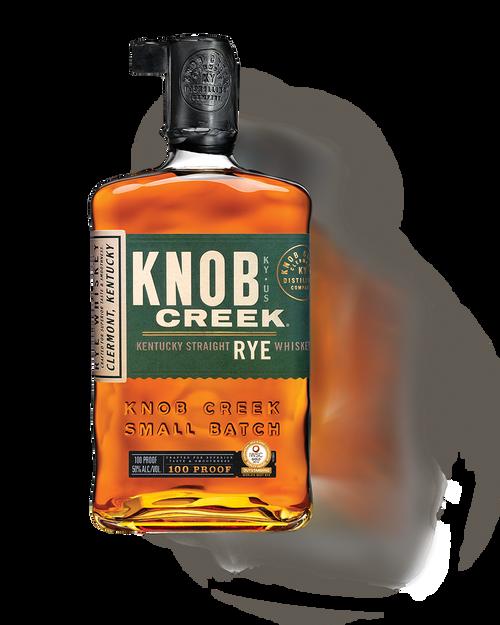 Knob Creek Kentucky Straight Rye Whiskey 750mL