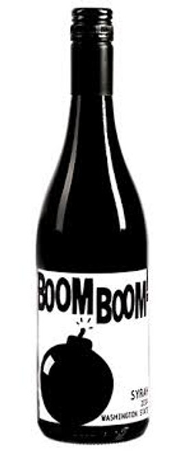 Charles Smith Boom Boom! Syrah 750mL
