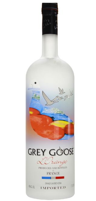 Grey Goose® L'Orange Orange Flavored Vodka 1.75L