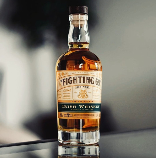 The Fighting 69th Regiment Imported Irish Whiskey 750mL