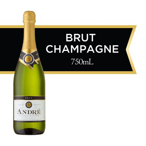 André Brut Champagne 750mL