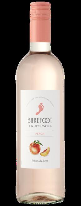 Barefoot Fruitscato Peach Moscato 750mL