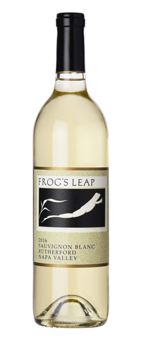 Frog's Leap 2016 Rutherford Napa Valley Sauvignon Blanc 750mL