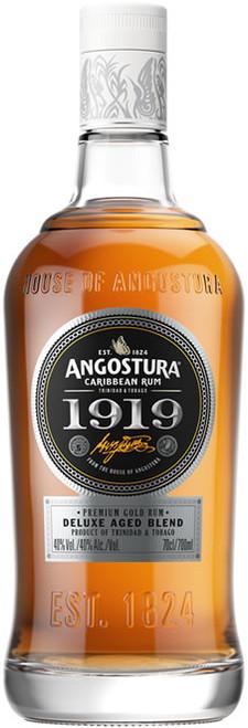 Angostura 1919 Deluxe Blend Premium Gold Caribbean Rum 750mL