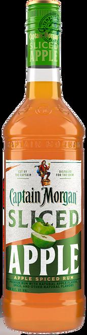 Captain Morgan Sliced Apple Spiced Rum 750mL
