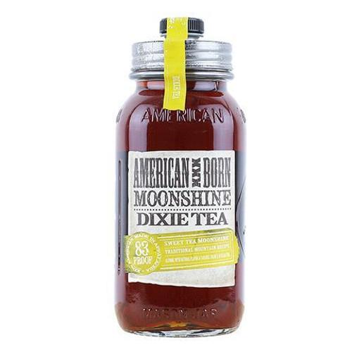 American XXX Born Dixie Tea Sweet Tea Moonshine 750mL